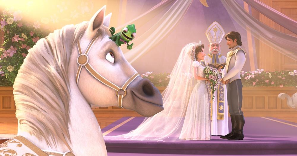 Свадьба рапунцель смотреть онлайн бесплатно в хорошем качестве