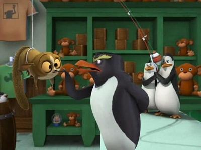 смотреть 5 сезон пингвины из мадагаскара: