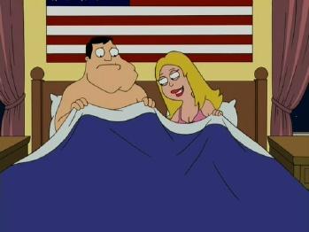 Секс франсин американский папаша